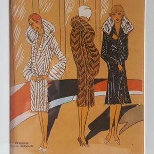 Other - Fashion Illustration 1920's Wall Art
